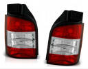 VW T5 03-09 LAMPY CLEAR RED WHITE