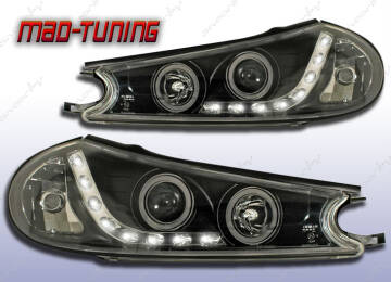 ford mondeo mk2 lampy led