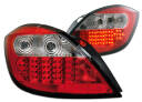 OPEL ASTRA H 04-09 5D Lampy tył LED Clear