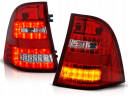 MERCEDES ML W163 98-05 LAMPY TYLNE RED WHITE LED
