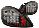 OPEL ASTRA H 04-09 5D Lampy tył LED Black