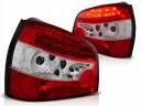 LAMPY TYLNE AUDI A3 96-03 RED WHITE LED