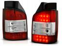 VW T5 03-09 LAMPY LED CLEAR RED WHITE