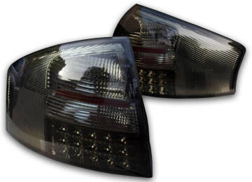 lampy led a6 c5 tylne