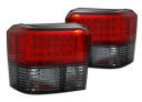 VW TRANSPORTER T4 Lampy tył LED red/smoke
