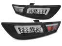 RENAULT CLIO IV 13- LAMPY LED BAR BLACK