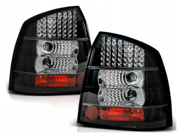 Opel Astra G Ii 97 04 3d5d Lampy Tylne Black Led