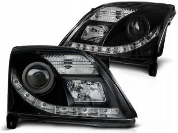 Opel Vectra C Lampy Daylight Led Black