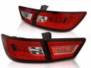 RENAULT CLIO IV 13- LAMPY LED BAR RED WHITE