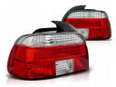 BMW E39 95-00 LAMPY TYLNE SEDAN RED WHITE